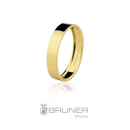 Aliança em Ouro Bruner